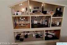 || DOLLS HOUSE RENO ||