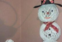 moje práce...vianočná vyzdoba