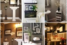 Bathroom Ideas / Bathroom Ideas from color to small details