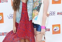 Riley and Maya aka Sabrina and Rowan