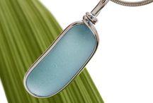 Pastel Sea Glass Jewelry