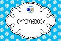 Chromebook / by ATBOT/ The Book Bug