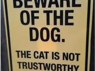 Beware of.........