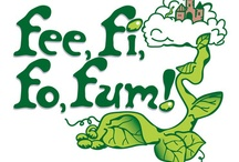 """Fee, Fi, Fo, Fum!"" Jack & the Beanstalk - Brainstorming / Ideas for children's shows like Fee, Fi, Fo, Fum - http://plplayers.org/prior-lake-players-performances/fee-fi-fo-fum-2017/"