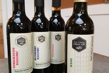 EVOO & Balsamic Pairings (store favorites!) by New Canaan Olive Oil in CT / We know what tastes great together. We try out different combinations of flavored olive oils and vinegars right in our store in New Canaan, located in Fairfield County CT.