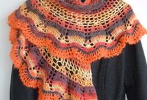 Shawls, Wraps, Shrugs and more / by Celia Johnson