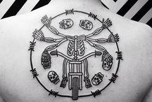 TATTOO / Los tatuajes más cancheros