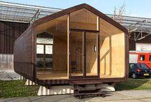 Casa feita com papelão é mais barato e pode durar até 100 anos