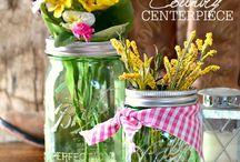 centerpieces