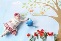 Fotos de bebês recém-nascidos