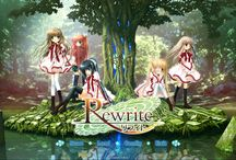 Rewrite Visual Novel / one of VN (Visual Novel) I like the most