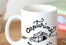 Editing Mug