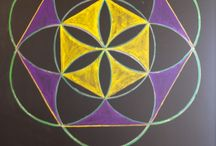 6th geometric drawing / by Sasha Prosser