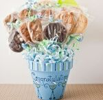 Baby Bouquets / Cookie bouquets make a sweet baby gift!