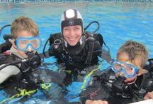 Divers in Tenerife / Random images of our divers in Tenerife.