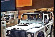 Salon de L'Automobile 2014 / #bestofbritish at the Paris Motor Show 2014.  #salondelautomobile #mondialauto