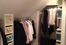 Ideas for our crazy closet