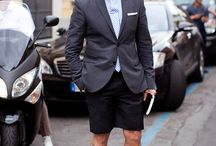 Wooster Sauce / Assorted shots of Style Icon Nick Wooster