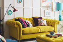 Interiors | Sofas & Chairs