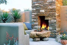 fireplaces / by Beckey Douglas