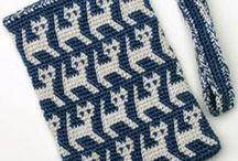 WGC - Katte / Wayuu, Graphghans, Cross Stitch