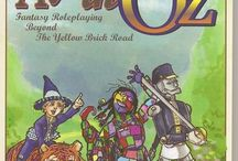 Adventures in Oz Roleplaying Game
