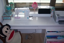 Sewing room / by Pieces of Me NL