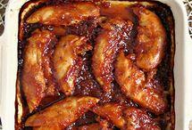 Chicken Recipes / by Stephanie Brunson