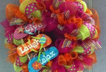 Wreaths / by Baked At Weezy's