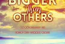 Summer Bigger Than Others / Beaten Track authors present fourteen short summer reads filled with friendship, romance and, of course, enough heat to make your ice lolly dribble. Summer Bigger Than Others takes you away to your own private island of diverse stories that will make your summer days sweet, sizzling and sexy. Make this summer the best it's ever been; make it bigger than all the others.
