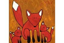 all things fox