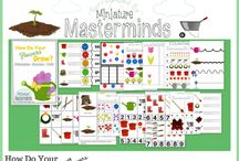 Lesson Planning - Spring and Garden