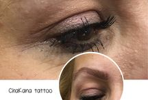 Chakana permanent makeup by Rebecca
