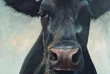 Art - Cows