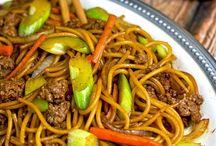 Curry & Stir Fry