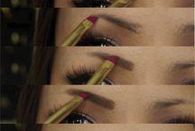 Makeup : eyebrow