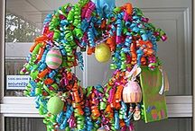 Wreaths / by Pam Stubbs