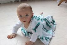 Crazy About Comfort / Gorgeous children's blankets, wraps & comforters for your little one!