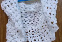 crochet Easy Bolero child & adult