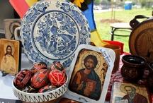 Souvenir  / Qui postiamo oggetti-ricordo nonché manufatti tipici della Romania