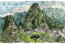 Machu Picchu / Resources, guides and sight-seeing ideas for our next adventure