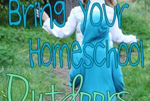 Homeschooling - Outdoors