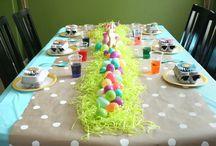 Easter work