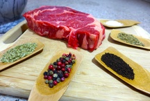 Father's Day Tea Steak Rub / Try something new for dad this Father's Day, an Earl Grey tea and spice steak rub.