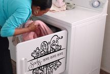 Laundry Room Ideas / by Dale Morris