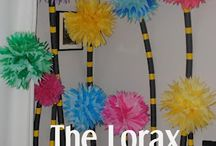 Parties: Dr Seuss The Lorax