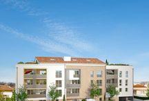 Résidence Sporting Cita - Toulouse Minimes / Découvrez la résidence Sporting Cita : l'intimité au cœur d'un quartier connecté, en centre-ville de Toulouse.