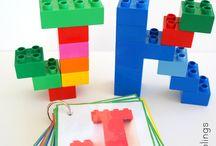 Lego aktivitky