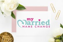 My Married Name Change / Over on https://mymarriednamechange.com we help UK newlyweds change their names quickly and easily once they're married!   Lots of newlywed loveliness over on the Blog, with plenty of tips, advice and inspiration for newlyweds :)