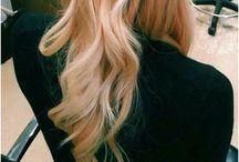 Kincső hair